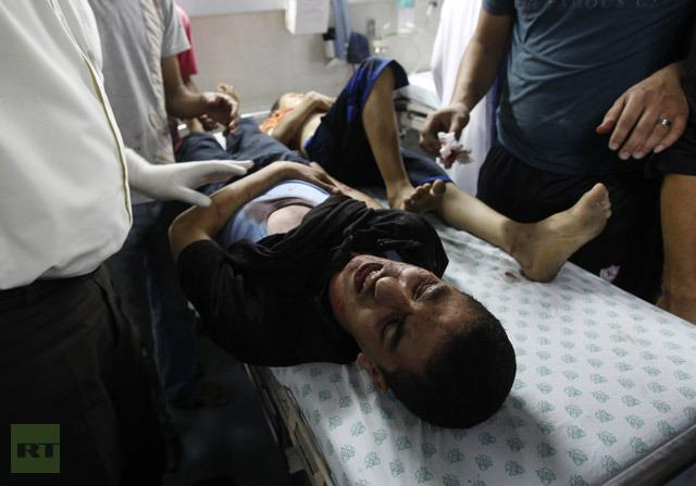 Gazzede Katliam 18