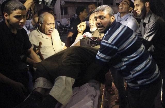 Gazzede Katliam 2