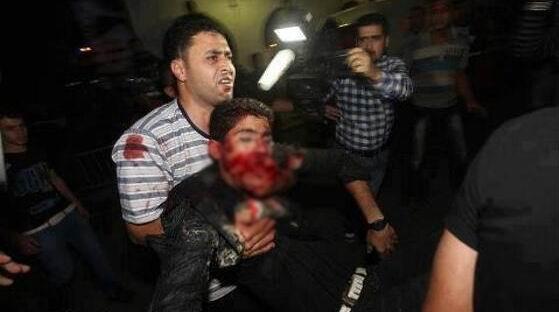 Gazzede Katliam 3