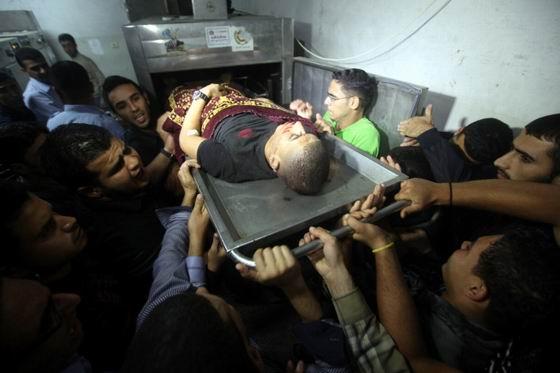 Gazzede Katliam 4