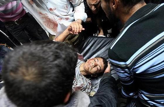 Gazzede Katliam 5