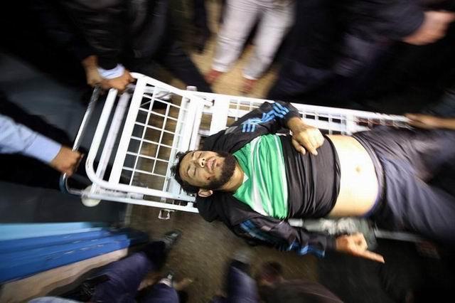 Gazzede Katliam 6