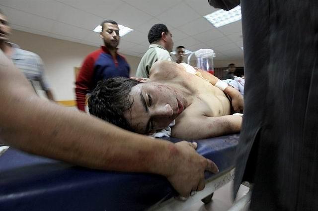 Gazzede Katliam 7