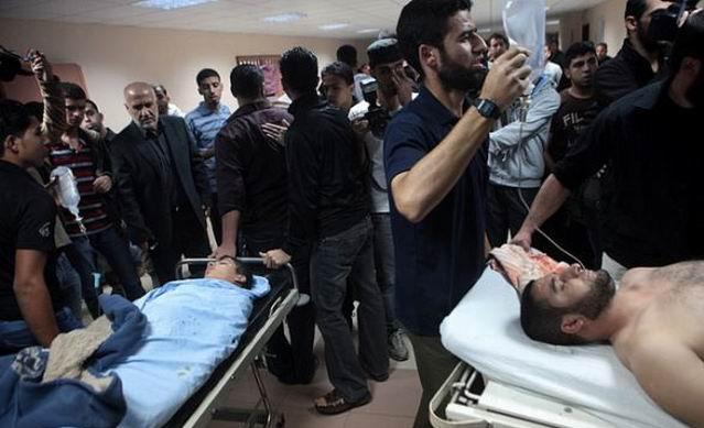 Gazzede Katliam 8
