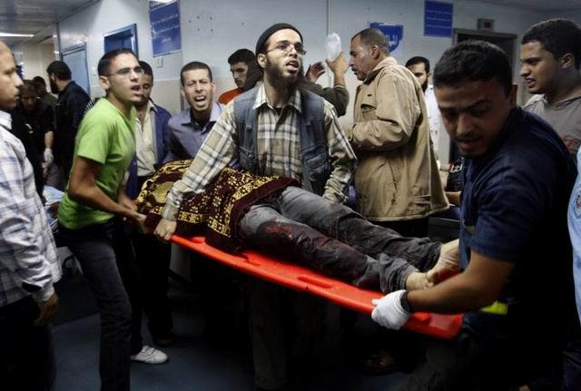 Gazzede Katliam 9