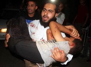 Gazzede Katliam