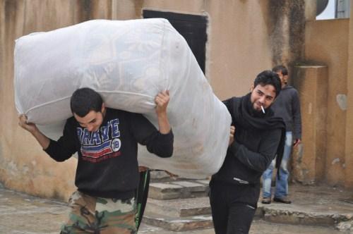 Özgür-Derden Suriyeye Battaniye Yardımı 13