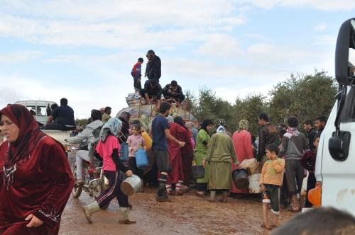 Özgür-Derden Suriyeye Battaniye Yardımı 4