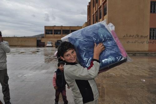 Özgür-Derden Suriyeye Battaniye Yardımı 8