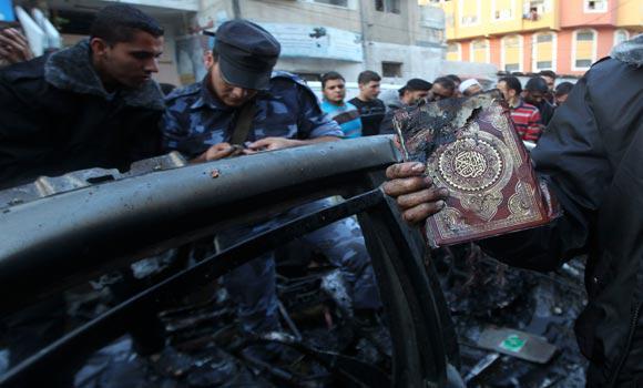 İsrail Gazzeyi Vurdu; Kassam Komutanı da Şehitler Arasında! 11