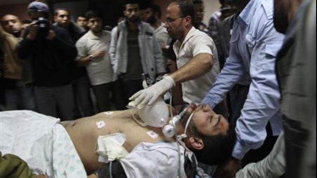İsrail Gazzeyi Vurdu; Kassam Komutanı da Şehitler Arasında! 12