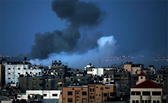 İsrail Gazzeyi Vurdu; Kassam Komutanı da Şehitler Arasında! 13
