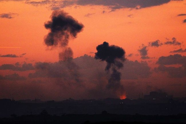 İsrail Gazzeyi Vurdu; Kassam Komutanı da Şehitler Arasında! 14