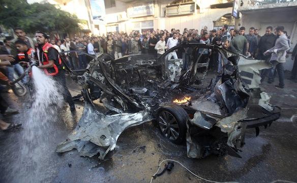 İsrail Gazzeyi Vurdu; Kassam Komutanı da Şehitler Arasında! 19