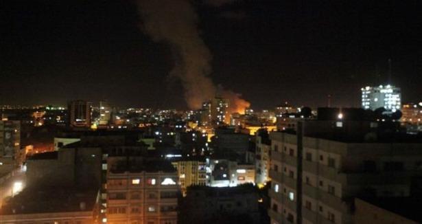 İsrail Gazzeyi Vurdu; Kassam Komutanı da Şehitler Arasında! 2