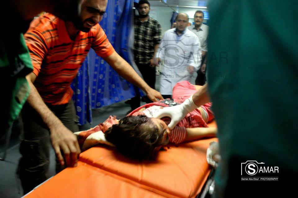 İsrail Gazzeyi Vurdu; Kassam Komutanı da Şehitler Arasında! 6