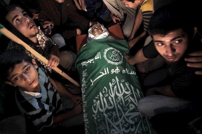 Gazzede Katledilen Bebek ve Çocuklar 15