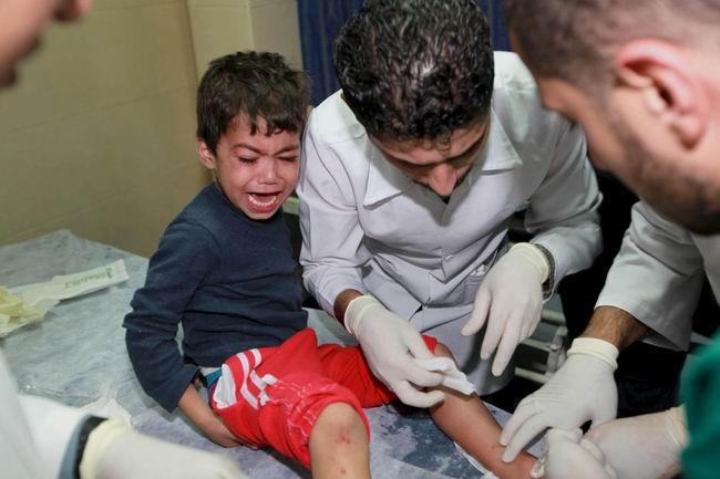 Gazzede Katledilen Bebek ve Çocuklar 17