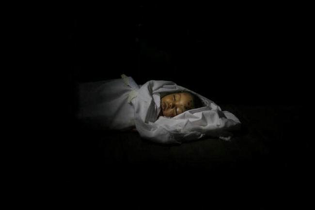 Gazzede Katledilen Bebek ve Çocuklar 18