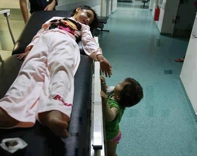 Gazzede Katledilen Bebek ve Çocuklar 2