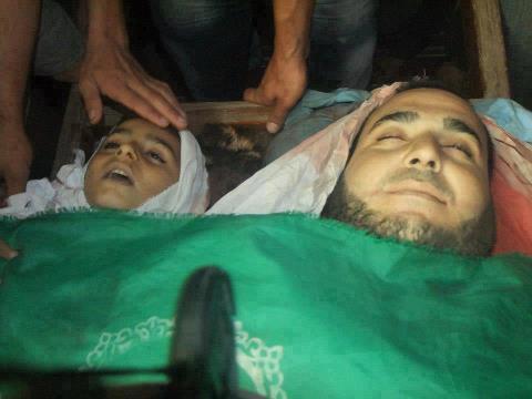 Gazzede Katledilen Bebek ve Çocuklar 23