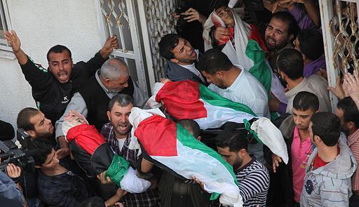 Gazzede Katledilen Bebek ve Çocuklar 25