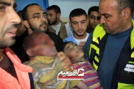 Gazzede Katledilen Bebek ve Çocuklar 9