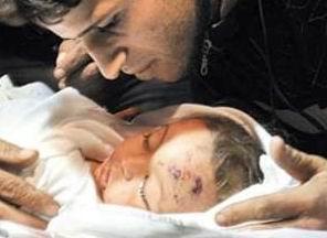 Gazzede Katledilen Bebek ve Çocuklar