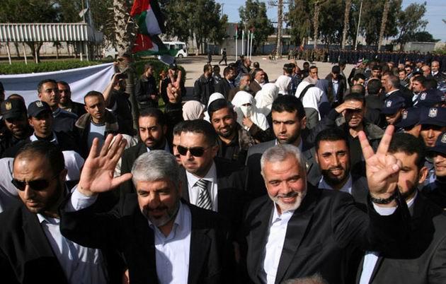 Halid Meşal, Gazzede 12