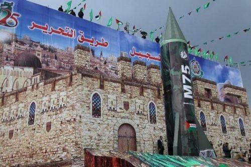 Gazzede HAMASın 25. Yıl Kutlaması 10