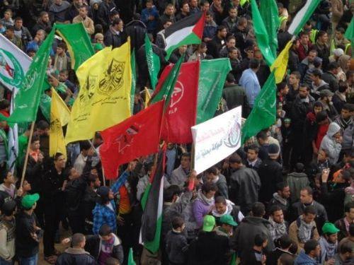 Gazzede HAMASın 25. Yıl Kutlaması 11
