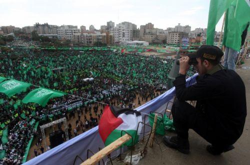 Gazzede HAMASın 25. Yıl Kutlaması 13
