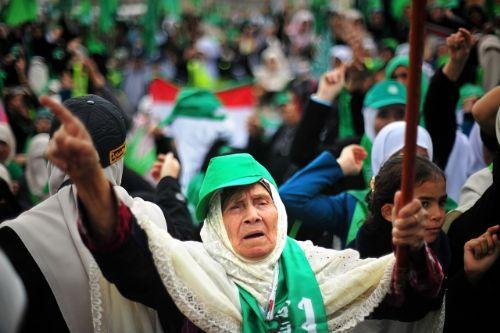 Gazzede HAMASın 25. Yıl Kutlaması 14