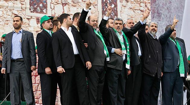 Gazzede HAMASın 25. Yıl Kutlaması 19