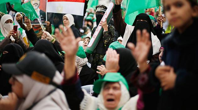 Gazzede HAMASın 25. Yıl Kutlaması 21