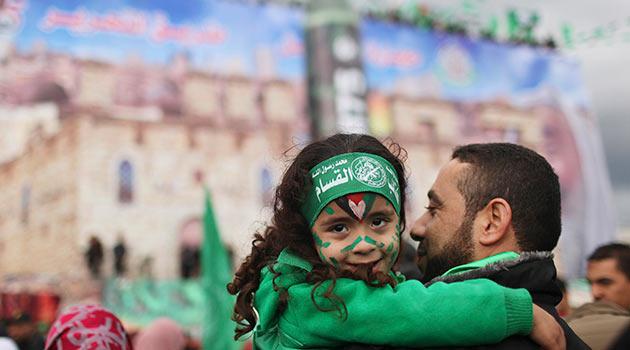 Gazzede HAMASın 25. Yıl Kutlaması 24