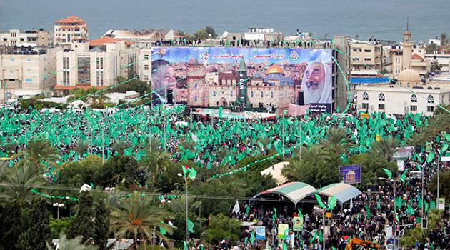 Gazzede HAMASın 25. Yıl Kutlaması 26