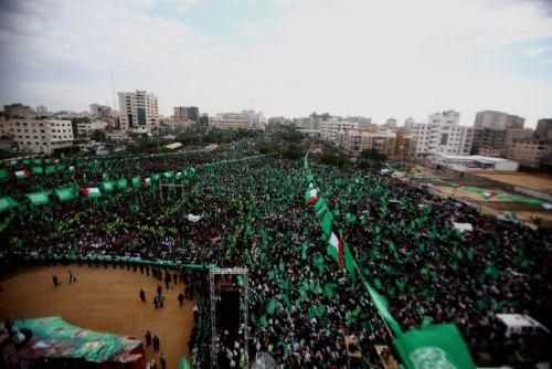 Gazzede HAMASın 25. Yıl Kutlaması 3