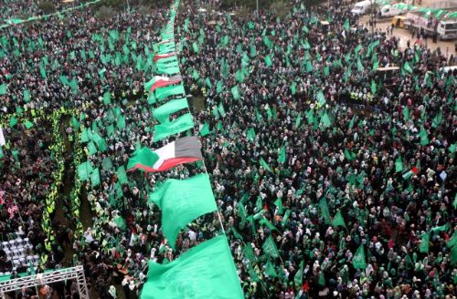 Gazzede HAMASın 25. Yıl Kutlaması 4