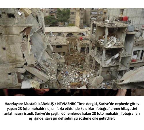 Yabancı Fotoğrafçıların Gözünden Suriye 1