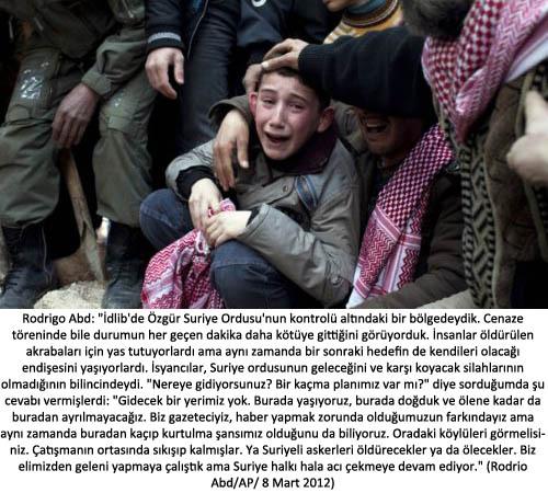 Yabancı Fotoğrafçıların Gözünden Suriye 10