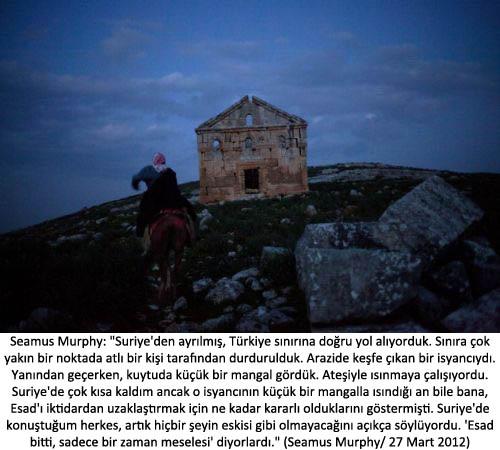 Yabancı Fotoğrafçıların Gözünden Suriye 11