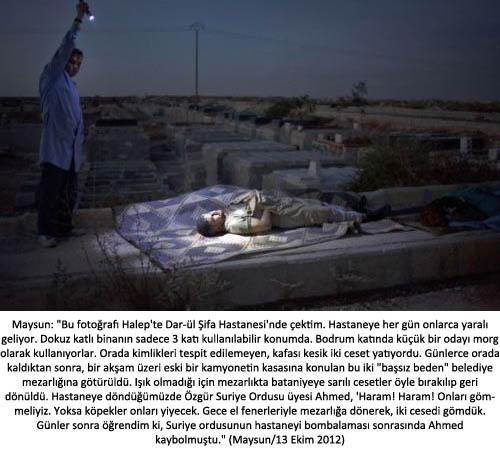 Yabancı Fotoğrafçıların Gözünden Suriye 12