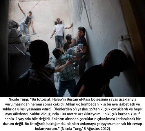 Yabancı Fotoğrafçıların Gözünden Suriye 15