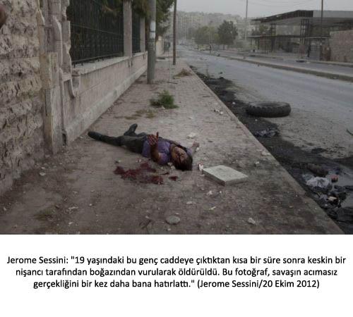 Yabancı Fotoğrafçıların Gözünden Suriye 17