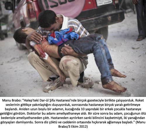Yabancı Fotoğrafçıların Gözünden Suriye 19
