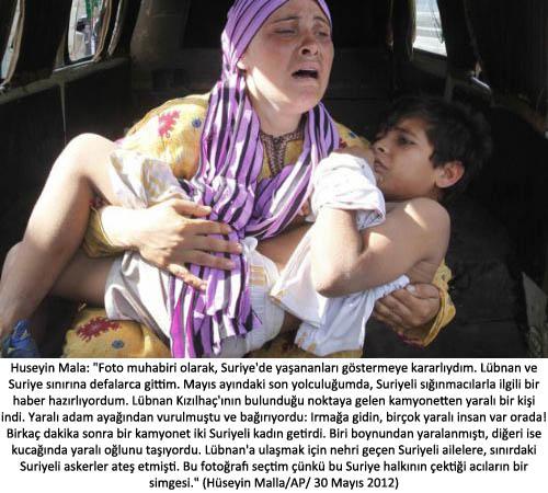 Yabancı Fotoğrafçıların Gözünden Suriye 24