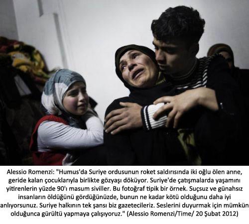 Yabancı Fotoğrafçıların Gözünden Suriye 28
