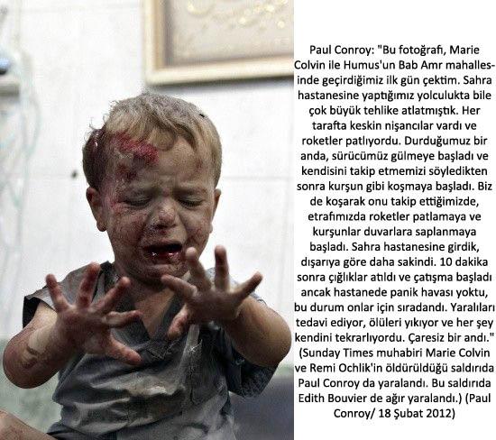 Yabancı Fotoğrafçıların Gözünden Suriye 29