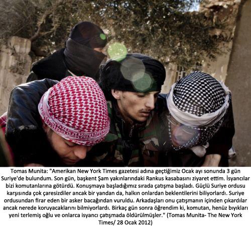 Yabancı Fotoğrafçıların Gözünden Suriye 5